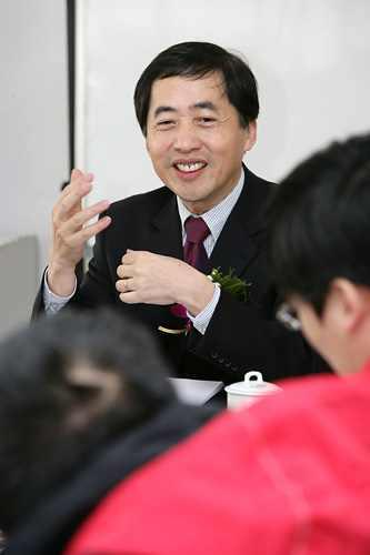 固铂轮胎亚太区总裁曹克昌(Allen_Tsaur)